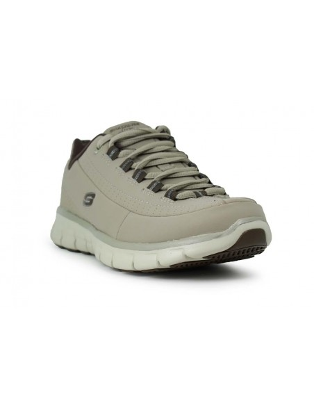 Zapatillas para mujer Skechers-11717 Taupe