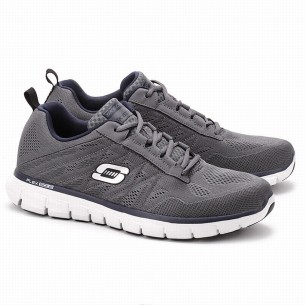 SKECHERS 51188 GRIS/GREY